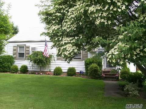 Great Starter Or Retirement Home...2Br Ranch With Great Screened-In Porch, Huge Finished Basement And Nice Flat Yard.