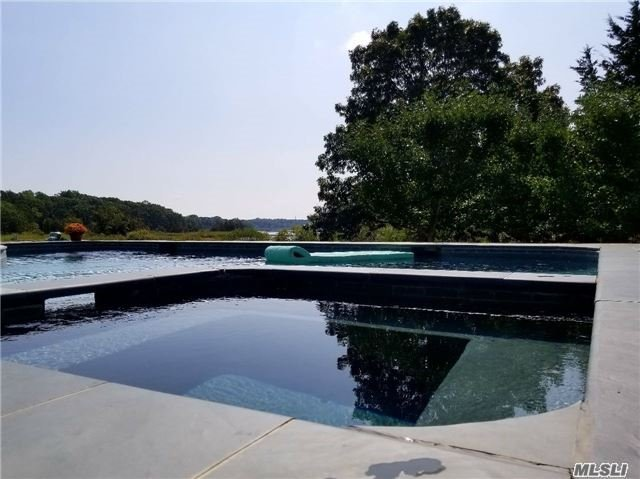Be Surrounded By The Peaceful Beauty Of Nature While Spending Your Summer In This Stylish Mid-Century Modern Style Home. You Will Enjoy Lazy Days In The Pool Or Paddling On The Creek, Al Fresco Dining At Night Under The Stars And Many Hours Relaxing In This Waterfront Retreat. J Also Available Sept 5-30, $15, 000 | Oct. $15, 000