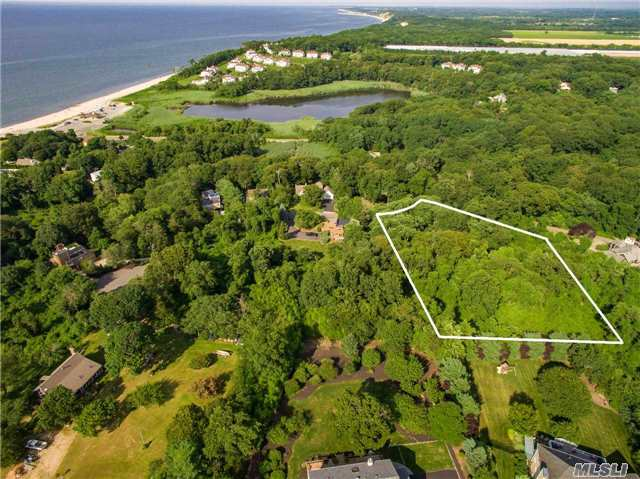 Build Your Dream Home On This Quiet Cul-De-Sac Of Fine Homes!  Possible Winter Waterview. Nature Lover's Wooded Hillside Lot Affords Privacy, Yet Is Near All The North Fork Has To Offer. Just Minutes To Gorgeous Li Sound Beach And Park For Beach Combing And Sunsets.