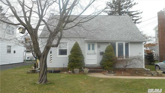 Clean Mid Block Including Roof 5Yr Old, New Cac. Converted To Gas As Of 12/14, New Basement Windows Wood Floors