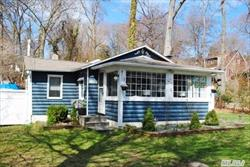 Located In The Rocky Point Community Of The Terraces This Impeccable, Updated 3 Br, 2 Bath Log Cabin Exterior Home Is Loaded With Charm And Offers Sun Room, Large Living Room With Beautiful Hardwood Floors And Fireplace On 55X198 Fenced Property Located On Dead End Street.