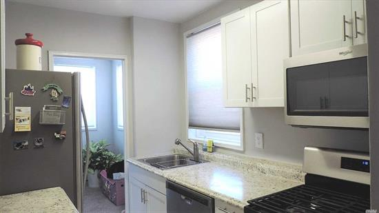 The Crescent Co-Op A Great Place To Live! Top Floor Unit Offers So Much. Renovated Kitchen W/ New Whirlpool Ss Appliances, Lg Pantry Plus A Window Offers Nice Work Space.Facing Centre Ave The Lr Is Oversized & Is Open To The L-Shaped Dr.The Bath Has Been Fully Renovated. King Sized Bedroom. Large Foyer Area All New Carpeting. Elevator, Laundry On Each Flr, Fitness Gym,