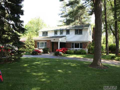 Don't Miss This One! Gut Renovated For Efficiency Upgrades In 2000. Two Room Suite On Ground Floor W/Ose Ideal For Guests, Professional Use, Live-In Help, Or B&B Use (W/ Village Permission). Spacious Open Floorplan. 3/4 Acre Of Pvt Landscaped Property. Must See To Appreciate.