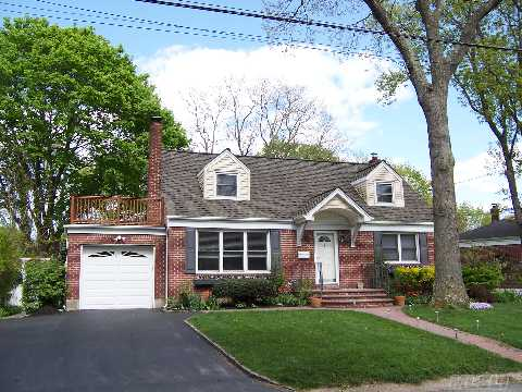 Great Cape With New Kit Appl, 4 Yr Old Roof, 4 Yr Old Cesspool, 2 Yr Old Bath,Lr/Fpl,Finished Bsmt/Full Bath. 150 Amp Elec. Great Yard/Fenced. Upper Deck. A Must See!!
