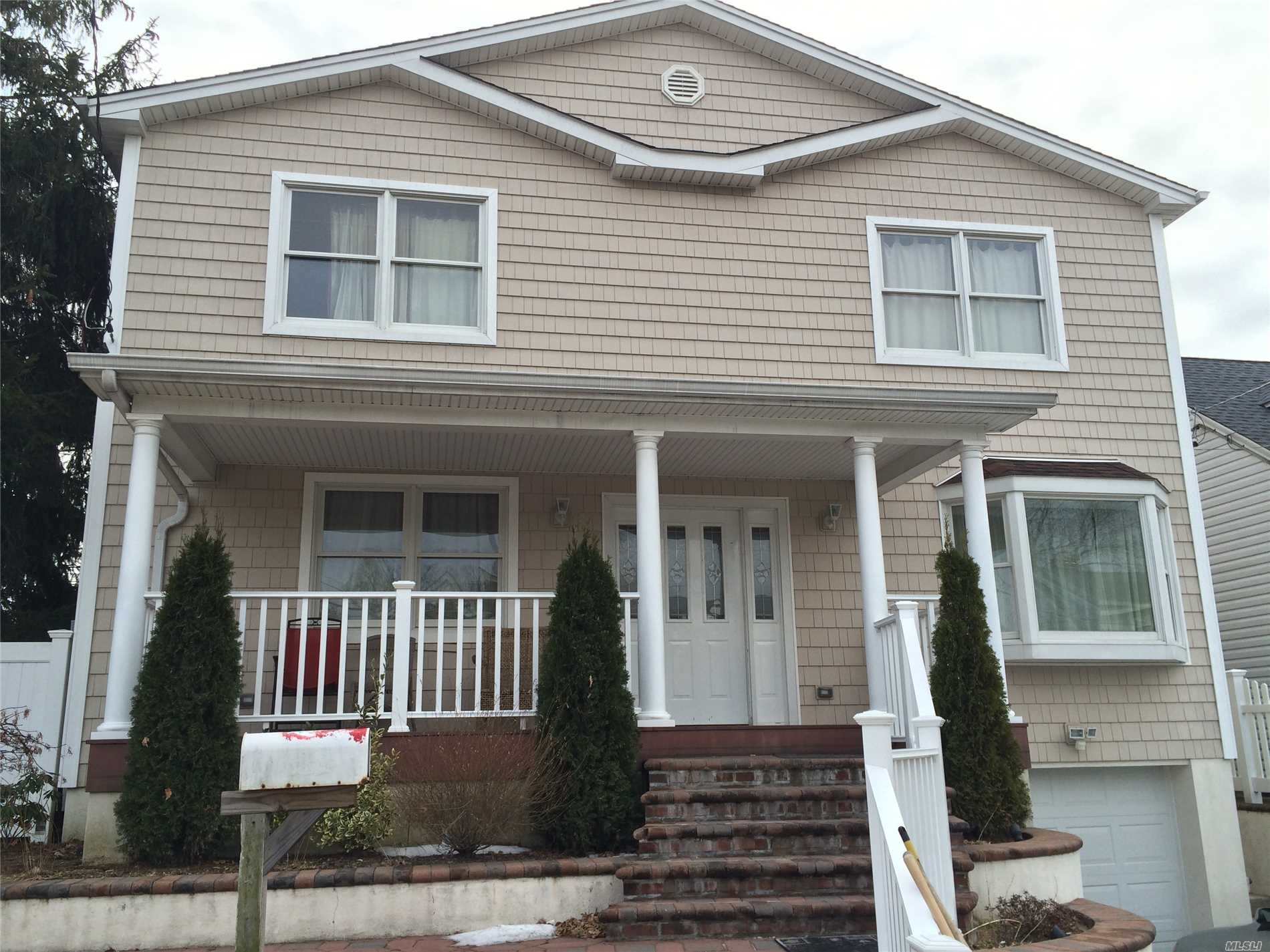 5 Bed, 4 Full Bath, Full Finished Basement. Everything Was Redone 9 Years Ago. Wood Floors, Granite Countertops And Stainless Appliances In Kitchen , Gas Fireplace In Den, Laundry On First Floor, Cac,  Garage. Must See!!!