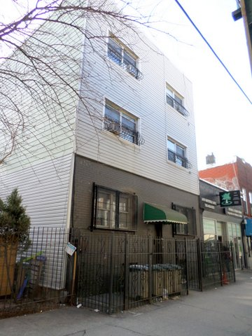 Six Family Frame Home/ New Roof + Hot Water Tank. Private Enclosed Courtyard With Parking For 3 Cars. School District 32. In The Heart Of Bushwick. Near All Shops & 2 Blocks Away From M & L Trains. Great Location, A Must See!