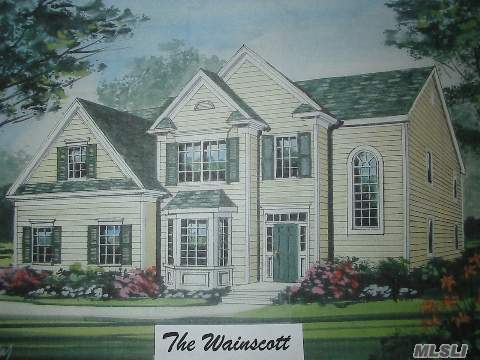 Gorgeous Wainscott Model Listed,Other Models To Choose From, Many Options Are Available.9'Ceilings On 1st Floor,Lge Master Bedroom Ste, Great Layout,Full Bsmt Call For Info,Taxes Are Approximate