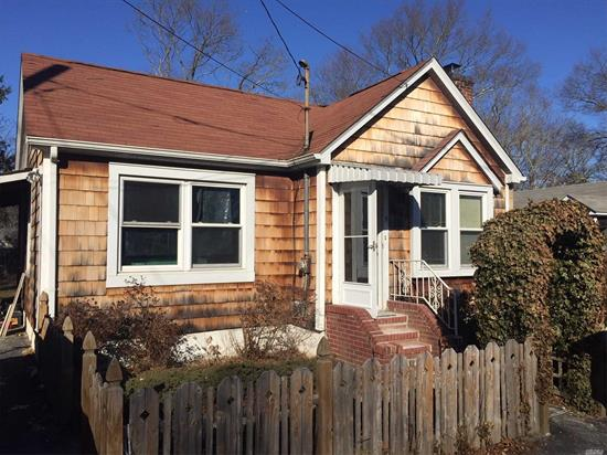 Completely Renovated. Everything New. Adorable Private Community Near Mill Pond Golf Club. New Kitchen Boosts High Quality Ge Appliances. Wood Floors And New Stylish Bath. 2 Equal Size Large Bedrooms. Basement With Outside Entrance. Generous Flat Fenced Backyard. Perfect For 1st Home Or Down Sizing. This Home Will Go Fast.