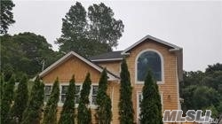 New Const, Near Train, Jitney, Town & Beaches.Entry Foyer Has Vaulted Ceiling, Lr W Fireplace Overlooks Mahogany Deck, Private Beautifully Lndscpd Yard & Ig Pool W Bluestone Patio., Lrg Gourmet Eik Stainless St. Appliances., 3 Ensuite Bdrms & Master Suite Wspa Bth, Custom Dbl Vanity, Jacuzzi & 5' Shower. Wide Plank Oak Floors Throughout First Floor. Must See!!