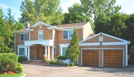 Better Than New!Everything Is New In This 6Br Cntr Hall Col.Lr W/Fpl&Built-In Wall Unit,Lg Den W/Tray Ceil&Fpl,Amazing Chef Eat-In Kit W/Radiant Heat&Top Of The Line Appls Ovelooking Gorgeous Level Prop.& Pool.Master Suite W/Designer Bath/Whirpool/Steam&Custom Vanities,Her&His W-In Closets&Sitting Area,Beaut, Finished Lower Level.4.5 Chic Baths.Exclusive E.H Park&Amenities
