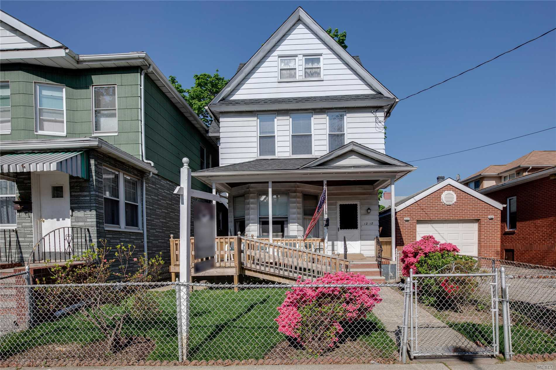 Substantial Price Improvement!! Won't Last! Large Rooms, Needs Updating,  Nice Yard Space.  Being Sold As Is