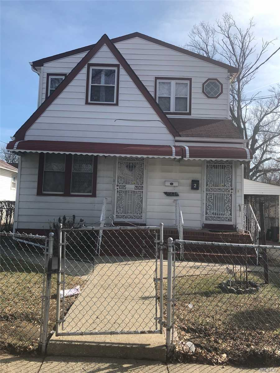 2 Family House In Great Condition, Ready To Move In, 2 Over 2, Det, Lots Of Closets Space , Long Driveway, Big Backyard,