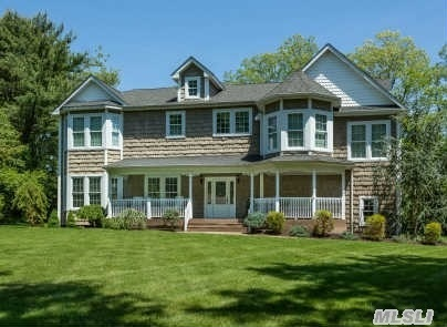 Built In 2007!Stunning Custom Colonial On Prime Cul De Sac!Open Flr Plan, High Ceilings, Designer Custom Kitchen With Honed Granite, Sub Zero, Bosch Dw, Commerial Stove, Wood Floors!Magnificant Baths All With Granit/Marble, Custom Vanities.No Money Spared!Ful Fin Basemt & Ful Bth Playrm Etc, Perfect Flat Property, Wrap Around Porches! Pool Tennis Community!Built To Perfection!!