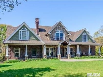 6000Sf Custom Built Home In Reydon Shores W/ Assoc. Docking & Bay Beach.Huge Gourmet Eik Opens To Great Rm W/ Soaring Stone Fplc.Wood Fls & Beautiful Moldings.Grand Entry, Bar Room, Theater, All Brs Ensuite, Main Fl Guest Set, & Grand Mstr Ste W/ Sitting Room.4 Car Att Garage + 2 Det W/ Loft Above.Complete Reno In 2012 W/ High Efficiency Mechanicals. An Entertainers Dream!