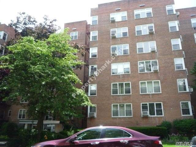 Sale May Be Subject To Term & Conditions Of An Offering Plan. Lovely 4.5 Sun-Filled 1 Bdrm, 1 Bath, Private Playground, 2nd Floor. Large Living Room, Large Dining Room, Maintenance Inc. Heat, Elec & Taxes. Parking Available (Waiting List) Close To Bay Terrace Shopping