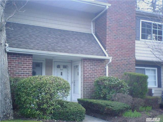 Very Nice Lower Unit, 2 Bedrooms, 1 Full Bath, Kitchen Living Room/Dining Room, Also Deck, Plenty Closets Must See Corner Unit
