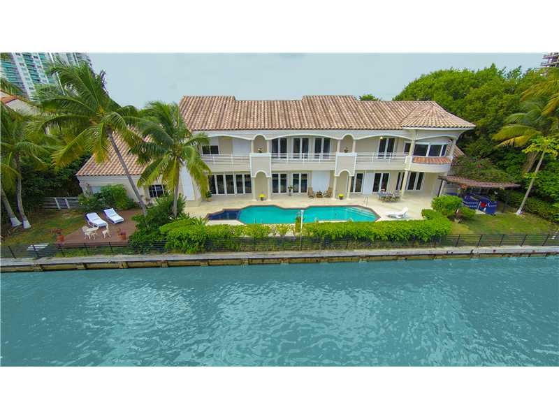 Luxury & Elegance Describe The Only Aventura Waterfront 10, 000 Sqft Mansion On 4 Lots. 160 Ft Waterfrontage W/ Approved Plans To Build A T-Shaped 110 Ft Dock! Finest Artisans + Craftsmen Created A Work Of Art W/ Millions Spent In Recent Renovations. Wide Intracoastal Views In Every Rm. Italian Imported Marble + Onyx, Oversized Eat-In Kitchen, A Mastersuite You Can Only Dream Of W/ 2 Room Sized Closets And More! Gym, Huge Bath./Spa, Sound System, Electric Shutters, 4 More Ensuites + Grt Rm. A Sight To See. Short Sale - Commission Subject On The Bank Approval