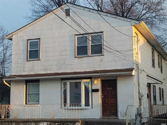 Investors Dream! Legal 2 Family. 8 Bedroom House, Leases Are In Effect, Cannot Deliver Vacant, 64, 000 Rent Roll 9% Market Cap.