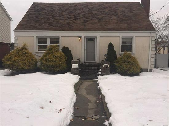 Cape Home In Fair Condition With A Little Tlc, The House Will Be In Great Condition. Located On Beautiful, Quiet Residential Block In Oceanside. The Home Is Located In One Of The Best School Districts In Long Island, Oceanside School District. This Home Is Brimming With Potential And Is Priced To Sell!