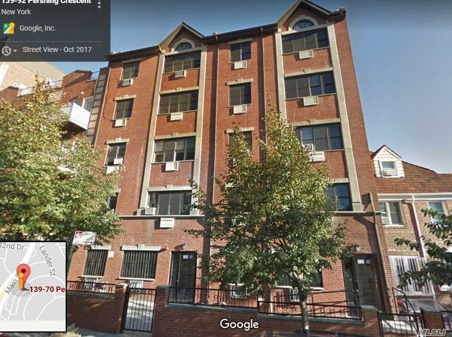 Two Side By Side 8 Units Each Buildings . Built In 2006. Very Nice Rental Property In A Aaa Location. 5 Min Walk To The Van Wyck E And F Subway Stop. See Attached For Details.