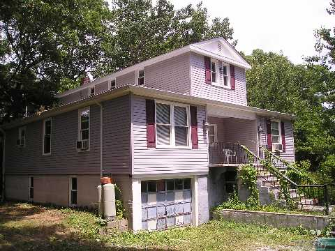 House Sold As Is!First Flr Gutted.Poss.203K Or Cash Only.Buyer To Peconic Tax.Lrge Property. Close To Beach And Park.Newly Sided,All New Window,Oil Burner,200Amp And Roof.Appliances Are As Is!