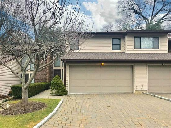 Beautifully Maintained And Updated Condo In A Luxury Gated Community With Easy Access To Schools, Expressway And Parkways And Shopping. Updated Eik With Granite Counters And Center Island And Stainless Appliances. Spacious Master Suite With Jacuzzi In Bath And Walk In Closets , Laundry Off Master Br. Private Deck For Summer Barbecue And Dining.