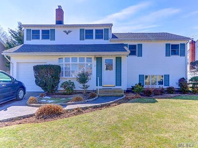 Huge Split In Desirable Massapequa Shores. Great For A Large Family. Taxes Have Never Been Grieved. Sellers Are In The Process Of Grieving Now. Located 2 Blocks From The Local Private Beach For Residents Only. Roof Is 9 Years Old. Boiler Same. Flood Insurance Is Transferrable At $500 A Year.