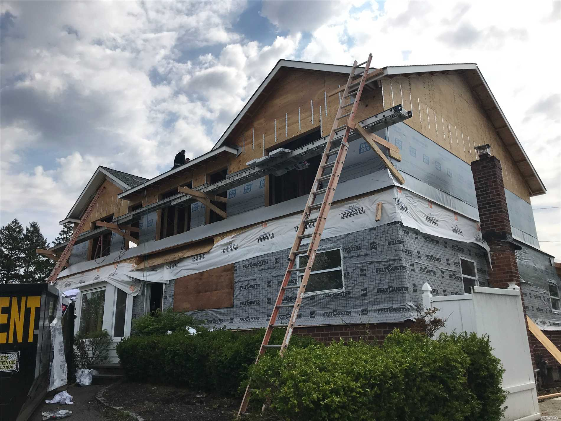 New Construction, work with the Builder and customize now! Completion due 7/2019. East Birchwood (Syosset Schools) 5 Bed, 5.5 Bath Colonial, 3661Sq Ft. (4720 Sq ft. including basement) Taxes Of $17, 481 Are Current & Do Not Reflect Post Construction Tax Assessment. Similar home on block has 23k Tax. Robbins Lane Elementary, Southwood Middle School, Syosset Hs. Open Floor Plan w/Kitchen Center Island(108x60in.) Two bedrooms on first floor. Home Theatre in Basement! Option for pool.