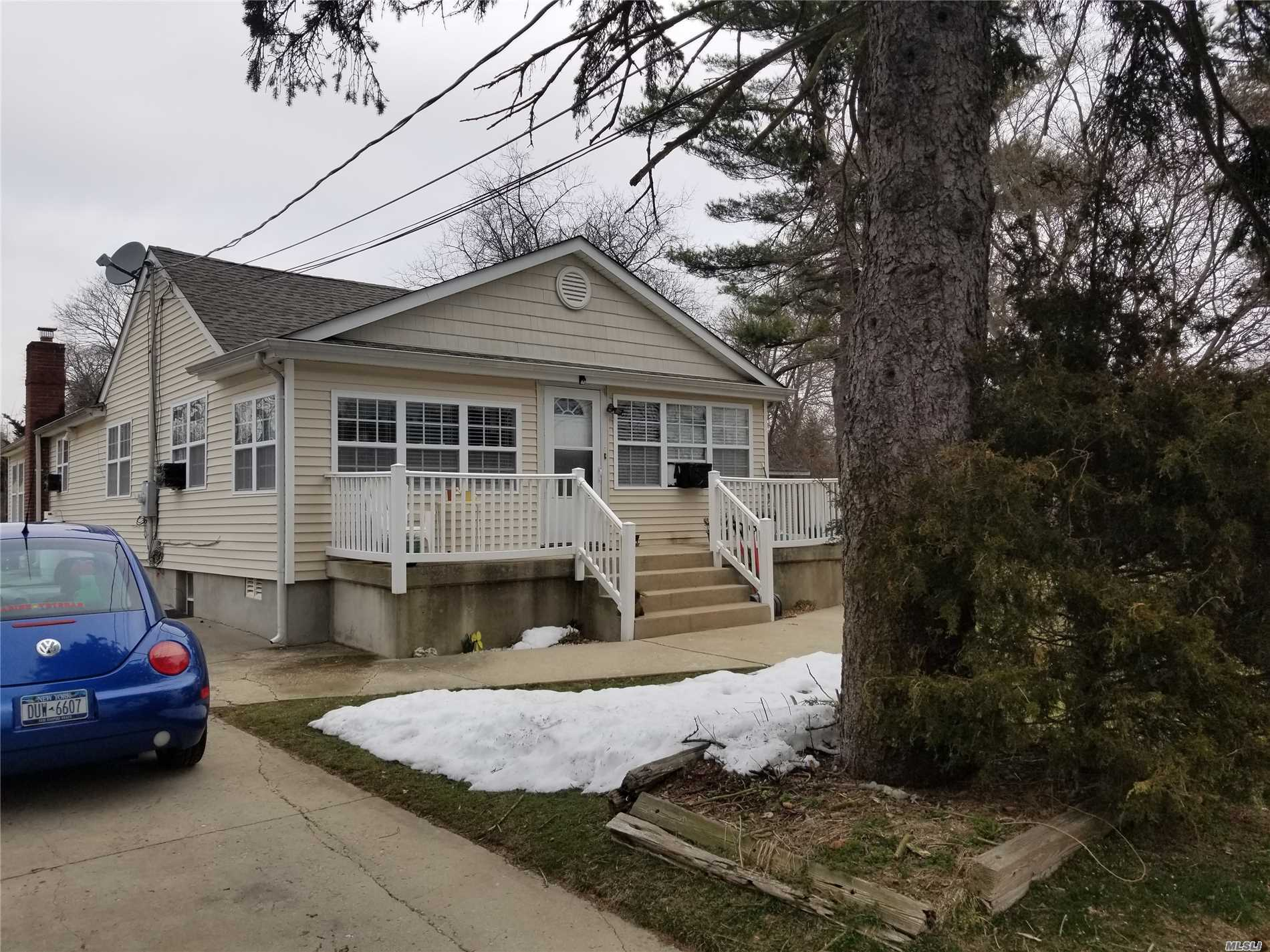 This Home Features All Large Rooms, Large Property, Dead End Street,