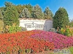Country Club Lifestyle @ Prestigious ''the Greens Gated Community That Has It All. Master Suite On First Floor. Private End Unit W/Full Basement. New Heating And Ac. Nothing To Do But Move In. Amenities: Indoor/Outdoor Pool, Clubhouse, Restaurant, Gym, Golf & Tennis. A Must See!
