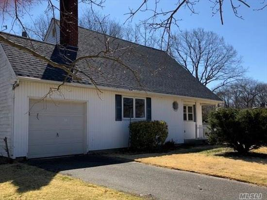 Cute Farm Ranch Waiting For Your Own Personal Touch! Home Boasts Hardwood Floors In Living Areas, Full Unfinished Basement, 3 Nice Size Bedrooms, 1 1/2 Baths. Nice Size Yard For Entertaining. Sold As Is. All Offers Subject To Investor Approval.