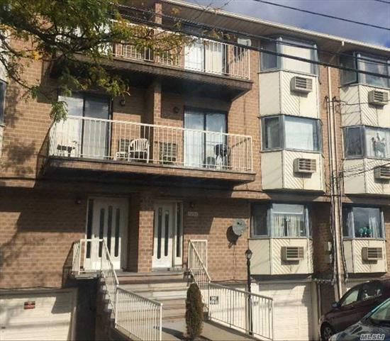 Nice Size Condo On The 3rd Floor Of The Building.All Bedrooms Are Spacious .The Condo Is Located On The Corner Of Avenue K Close To All Transportation Shopping.