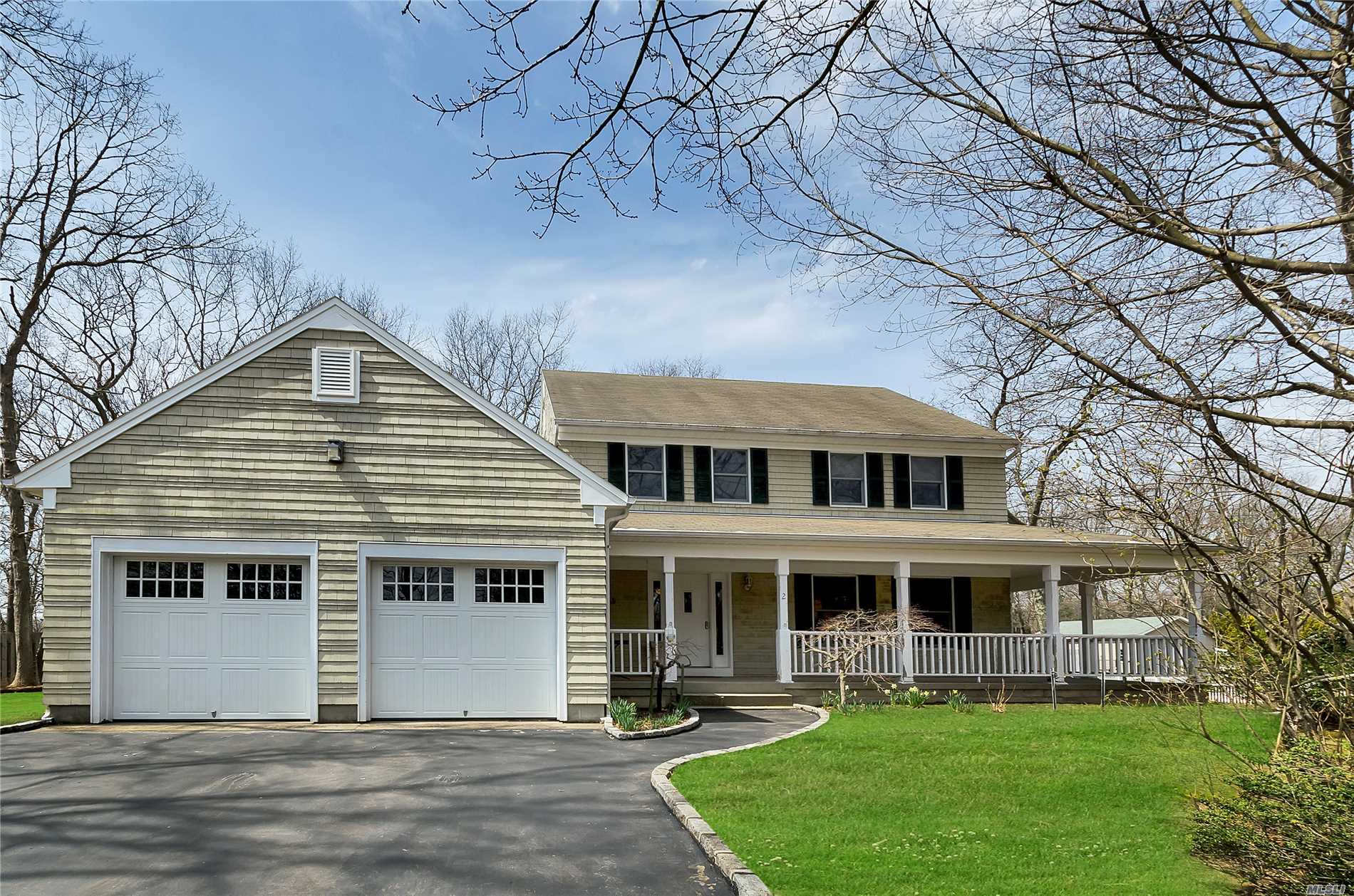 Large 4 B/R, 3 Full Bath Colonial On Quiet Cul De Sac In Miller Place. 2 Car Garage. Expandable Attic With Plumbing. Cac,  Hardwood Floors Throughout. Den With Fireplace, Shy 3/4 Acre, Fish Pond, Garden. Taxes Being Grieved.