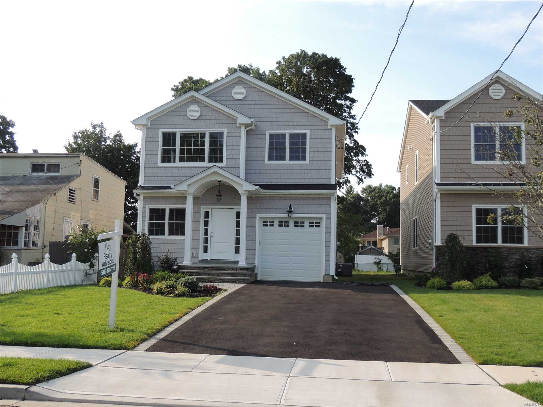 New Construction For Under $775, 000....I Know You Can't Believe It..Neither Could I...Diamond 4 Br..2.5 Bath Custom Built Colonial On Oversized Property...Still Time To Pick Your Granite And Paint Colors..Mstr Bedrm W/Bath & Wic..Gleaming Wood Floors..Granite Eat-In-Kitchen W/Island..Family Room W/Gas Fireplace..Enormous Basement..Extras Are Available....Huge 160 Feet Deep Yd..You Can Even Have The Pool You Have Been Dreaming Of..Taxes Will Be Determined After Final Co Is Issued