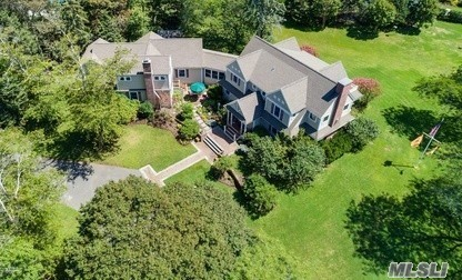 One Of A Kind: Two Houses In One Building With Views Of Moriches Bay, 5 Brs, 4.5Bas On Nearly 2 Waterview Acres. Original 1970S House, With 3 Brs/2Ba/Lr/Dr With Loft Is Connected To 2005 House With 2Brs Lr, Formal Dining Room, Kitchen. Lots Of Deck And Room For Pool (Permit In Process.)