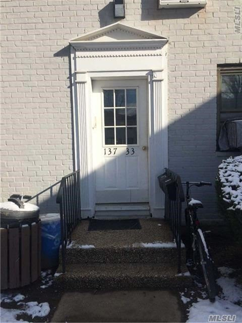 Sunny Two Bedroom Coop Located On The 1st Floor. Nice Modern Kitchen. Modern Updated Bathroom. Apartment Is In Clean Move In Condition. Maintenance Includes All Utilities. This Development Lets You Rent Out Your Unit. Twenty Four Hour Security - No Board Approval.