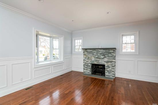 This One Needs Nothing !! All New Kitchen, 3 Baths, Cac And Much More!!. No Expense Spared For This Beauty .Gleaming Hardwood Floors, Brick Fireplace Completes The Picture! Don't Windshield....