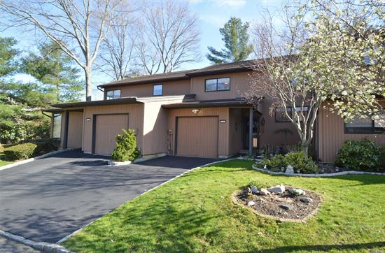 Easy Living In Sought After Northgate Gated Community. Bright, Immaculate & Spacious 2 Bed/2.5 Bath Unit With Sliders To Rear Deck. New: Heat/Ac, Washer/Dryer, Dishwasher, Counter Tops, Sink & Disposal. 24 Hour Security, Pool, Tennis & Gym, Located In Famed Half Hollow Hills Sd #5.