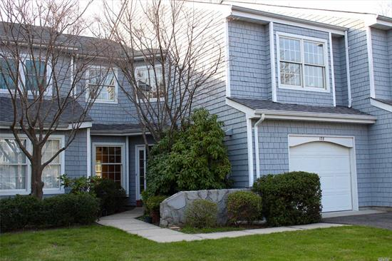 Gated Community, 3 Bedrooms, 2.5 Bathrooms, Eik, Formal Dining Room, Waterviews, Decks Upstairs And Downstairs, Handicapped Access, Brand New Stairlift (Can Be Removed, At Buyers Request), Community Room, Gym, Tennis, Ig Community Pool, Kings Park School District. Plenty Of Storage With Walk-In-Closets!