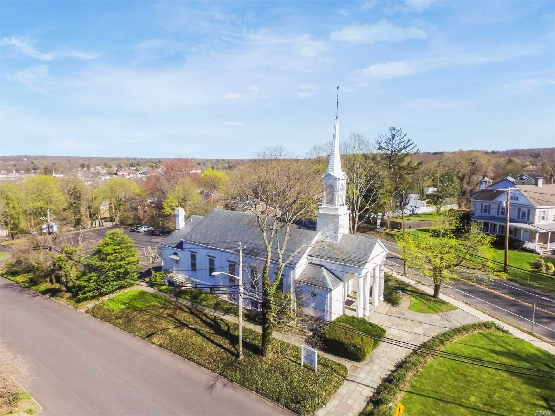 Expected To Yield 4 Conforming Building Lots Zoned R5 With Existing Church Structure. Tax Map #0400-067.00-040.004