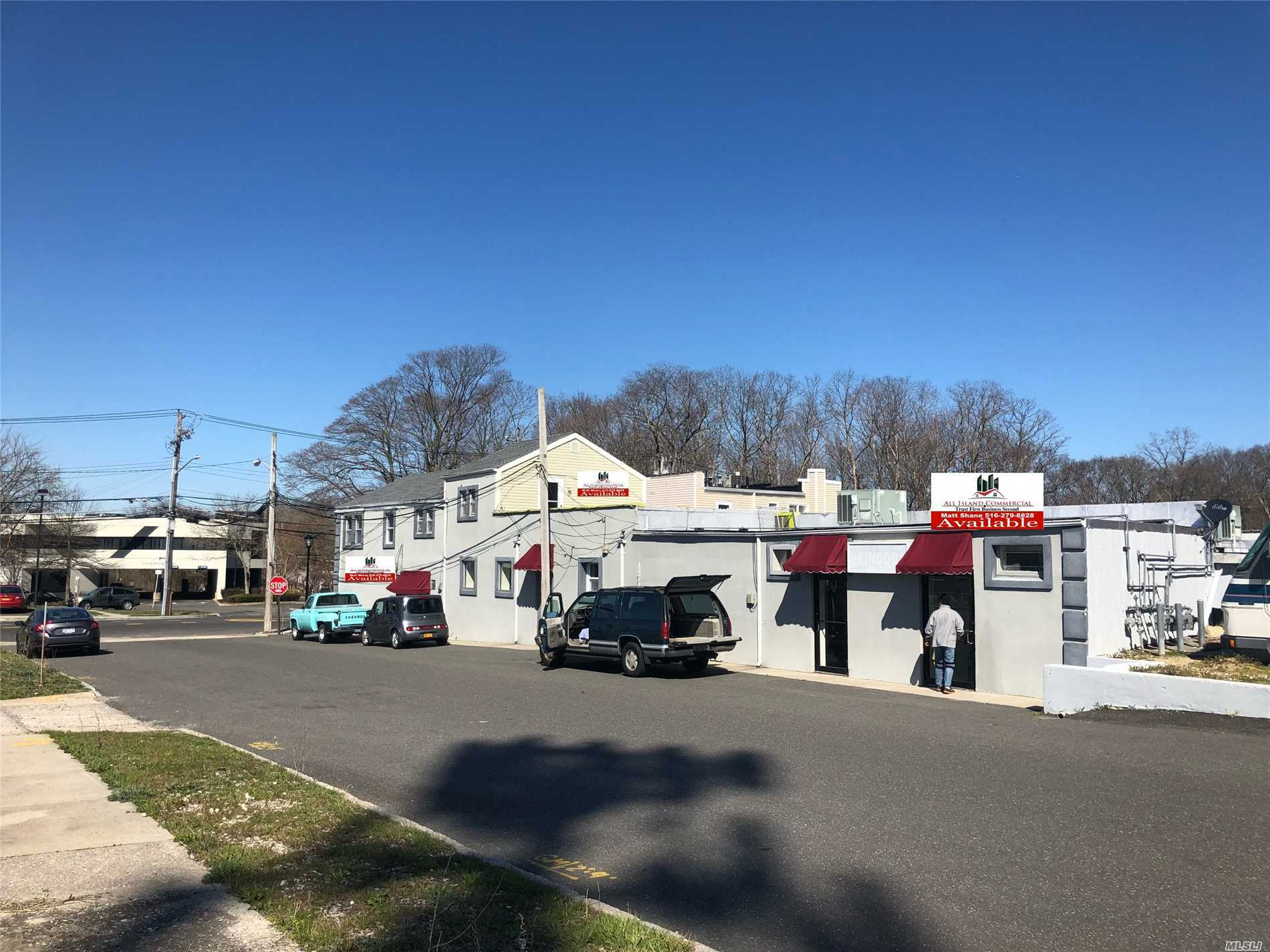Calling All Investors & End-Users!!! Excellent Mixed-Use 4 Unit Corner Retail/ Office Building For Sale On Busy Hawkins Ave. The Property Features 25+ Parking Spaces, New Led Lighting, Two Bedroom Apartment With A 2nd Floor Mezzanine, +++!!!