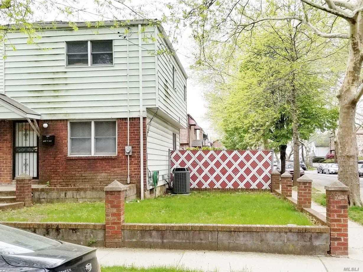 Property Is Being Sold In As Is Condition, Priced To Sell!!! This Home Features A Formal Living Room, Dining Room, Kitchen, Hard Wood Floors, 1 1/2 Bath And 3 Bed Rooms. Ample Street Parking. Near Mass Transit, Parks, Schools, Shops, Major Highways. Listening To All Offers!!!