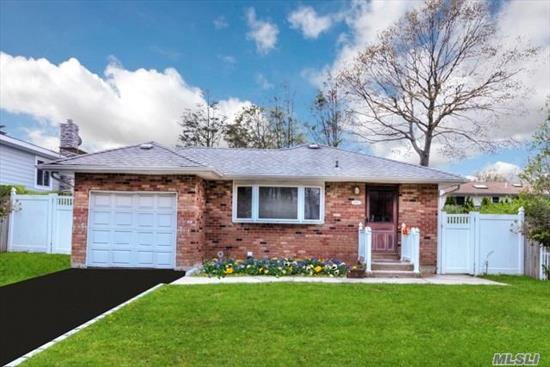 Lovely 4 Bedroom, 2 Full Bath Ranch With Full Finished Basement With Room For Mom With Proper Permits! Hardwood Floors, New Heating System, New 200 Amp Electric, Newer Roof, Newer Vinyl Siding, Andersen Windows, 1 Car Garage, Cobblestone Lined Driveway, Sachem Schools, Low Taxes, A Must See! Motivated Seller - Will Entertain Offers!