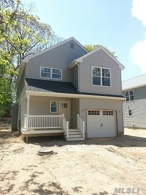 Beautifully Built 2000 Square Foot Colonial With Wood Floors On First Floor. Today's Lifestyle!! All Appliances, Gas Heat, Separate Hot Water, 200 Amp Electric,  Cac, In Ground Sprinklers, Granite Kitchen With White Cabinets, Features 4 Bedrooms, 2.5 Baths, Full Basement