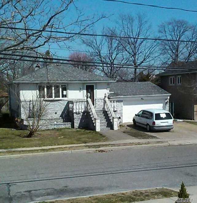 3 Bedroom Home In Oceanside, Nassau County. Good Opportunity For Investors And 1st Time Buyers. Needs Tlc .