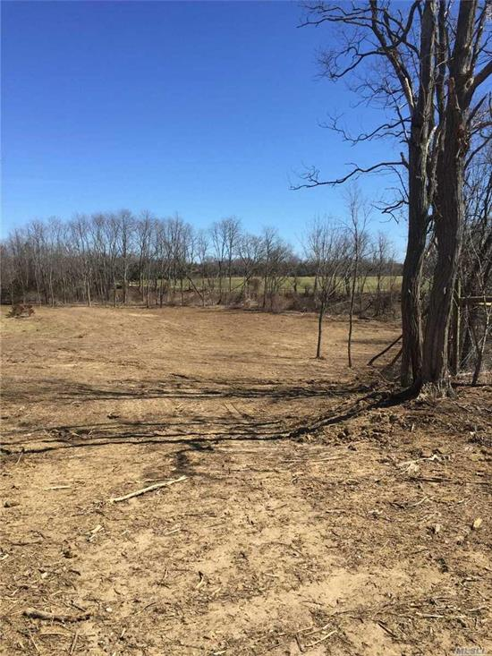 Vacant Cleared Residential Land Between Agricultural Lands. Has A Natural Pond On Site. Beautiful And Tranquil. Build Your Dream Home Here!