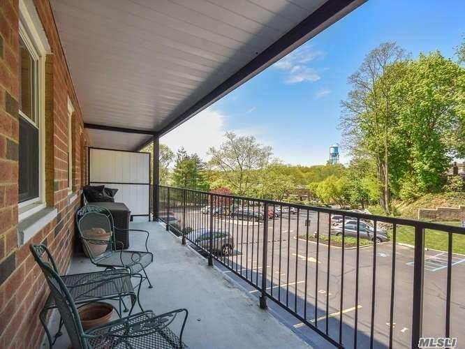 Live The Good Life...Spacious 1st Floor Unit. Custom Kitchen, Double The Size Of Any Unit, Custom Built-In Cabinets In Living Room, Large Bedroom, Large Bath, Laundry Next To Unit. Large Double Balcony. Closest Unit To Parking Lot.