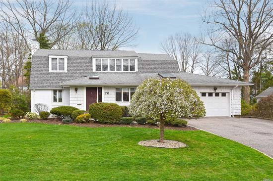Your Search Is Over! Picture Perfectly Exp. Colonial In Move In Condition Is Finally Here. Perfectly Located In Desirable Strathmore, This Gem Boasts Gleaming New Hardwood Floors, Banquet Sized Dining Rm, 2 Fam. Rms., 1st Fl Guest Rm, Newly Finished Bsmt & Expansive Mstr Suite W/Designer Bath & Huge Closets, 2nd Designer Bath. Many Upgrades. Membership To East Hills Park