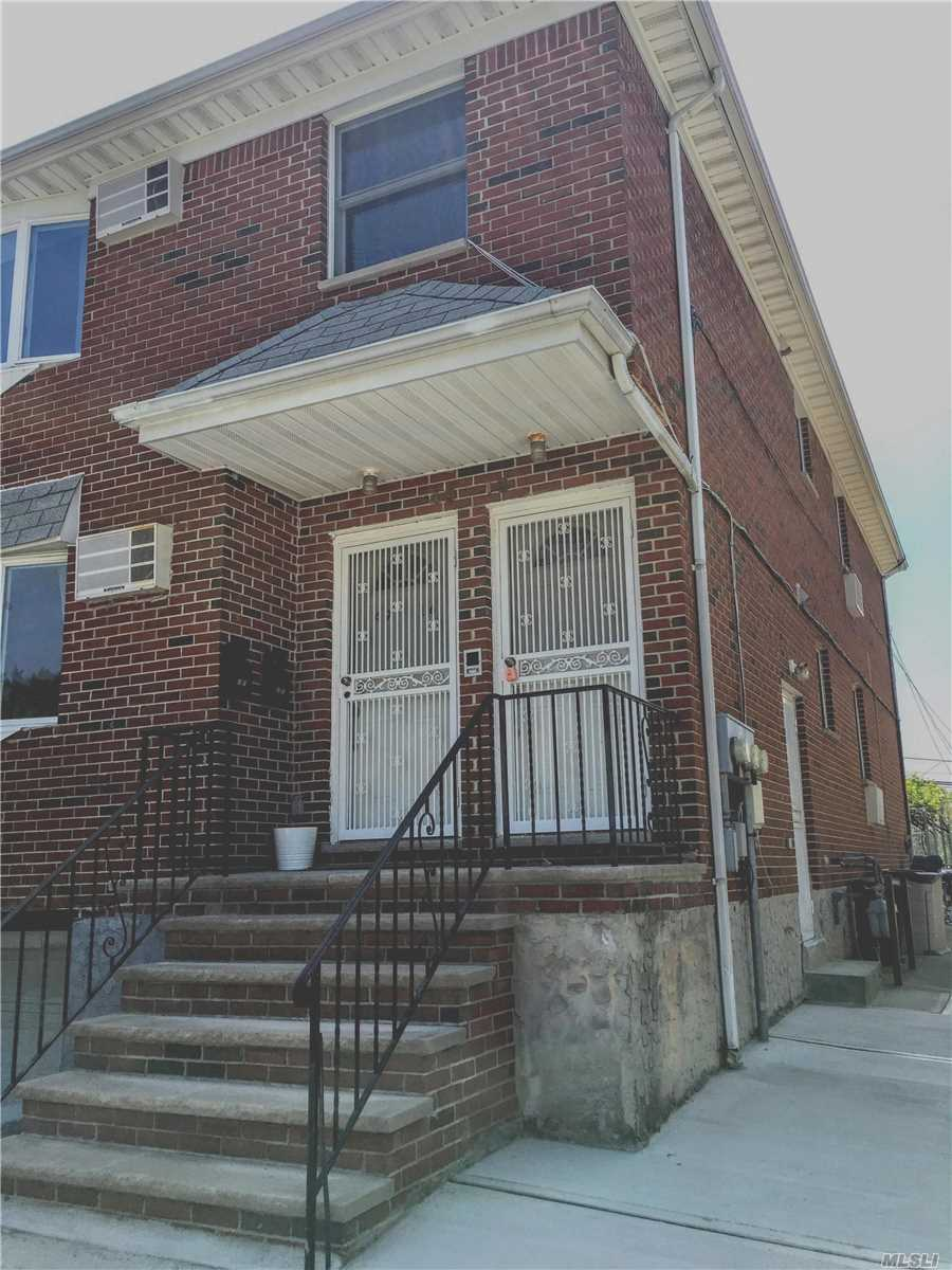 Newly Renovation / Brand New Carpeting / Freshly Painted / Spacious 3 Br / 2 Baths / 1 Car Parking Space / Near Qcc And Local Buses/ Express And Shops / Close To Majors High Way .