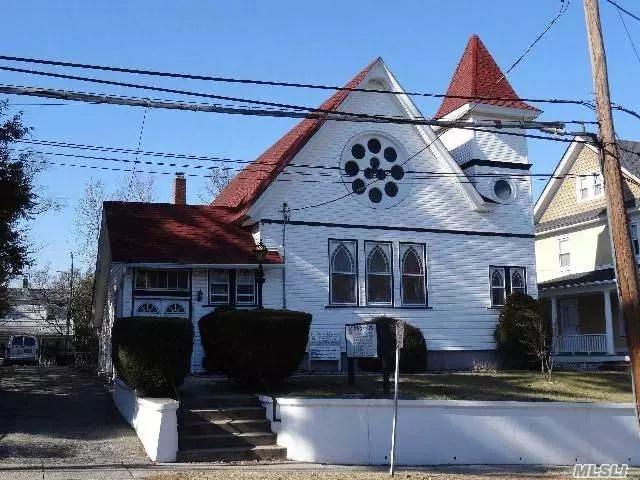 C/O Religious Service Building And Parsonage.